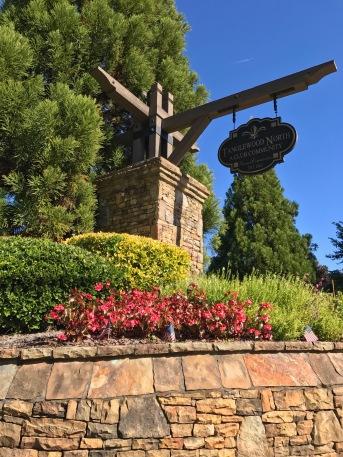 Tanglewood North Entrance_Marietta, GA